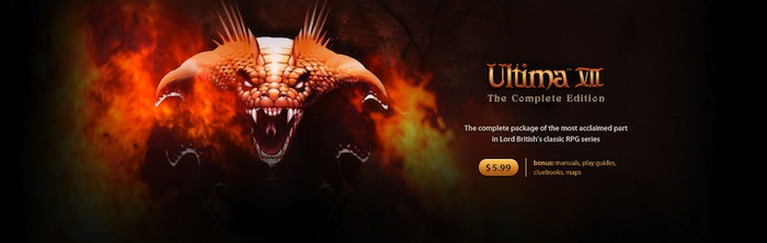 Ultima VII Complete Edition bei GOG