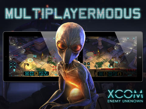 XCOM: Enemy Unknown (iOS) hat nun Multiplayer!